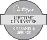 Cintique guarantee logo