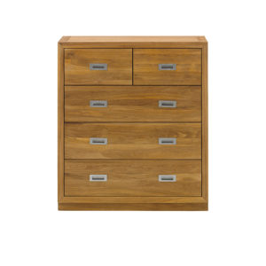 Milano 5 Drawer Chest