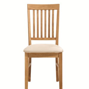 Newbury Dining Chair Cream Seat