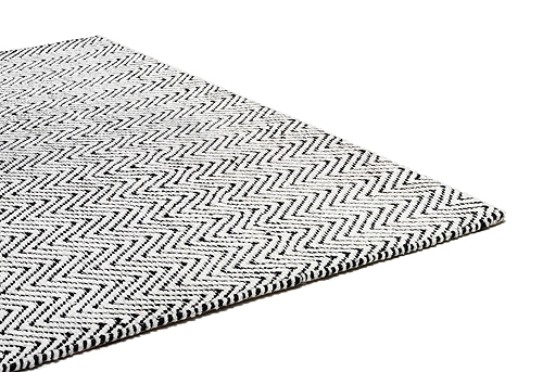Asiatic Ives Black White Rug
