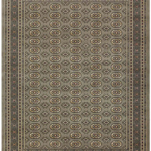 Noble Art Green Aztec Rug