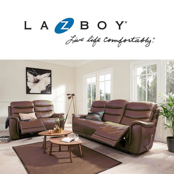 Lazboy furniture at Carpetwise