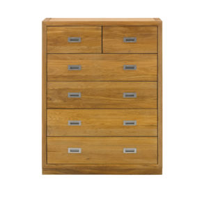 Milano 6 Drawer Chest