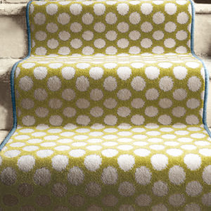Runner: Dotty Lime 7027, Edge: Duck Egg