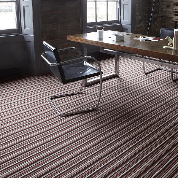 Alternative Flooring Stripe