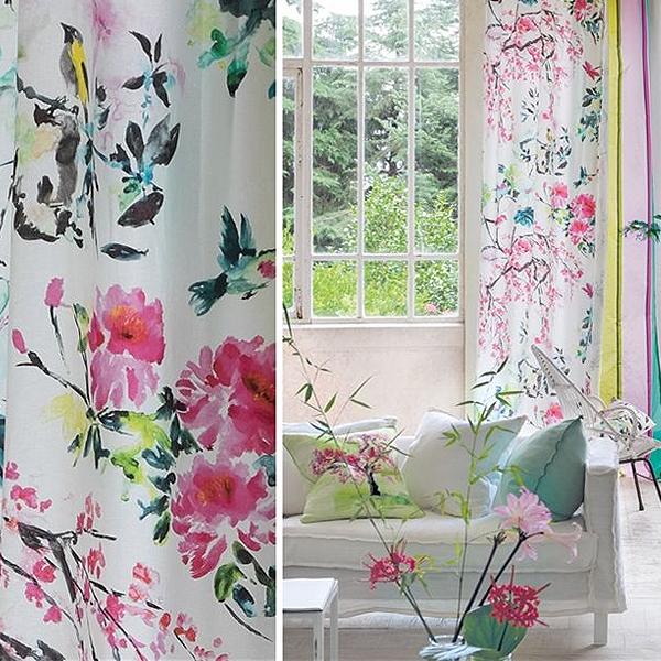 Designers Guild Shanghai Garden Fabrics Carpetwise