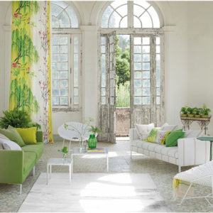 Designers Guild Shanghai Garden Fabrics