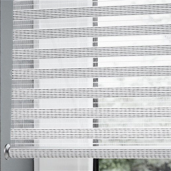 Luxaflex Facette® blind detail-bottom