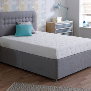 Memory Pocket Rolled Mattress
