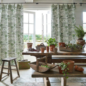 Sanderson Potting Room Fabrics