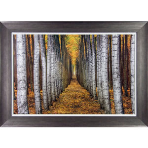 Tree Farm Framed Picture