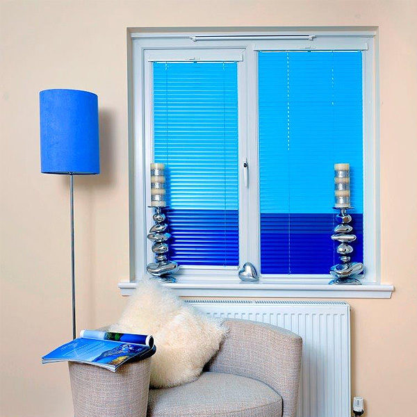 Metal Venetian Two Tone Blind