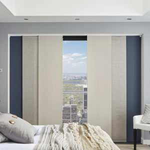 Plain Panel Blinds