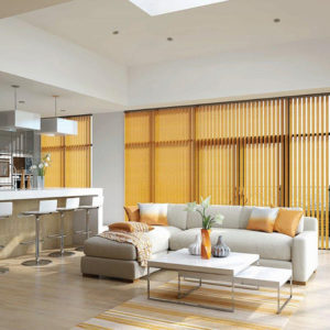 Plain Vertical Blinds