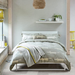 Scion Mr Fox Bed Linen