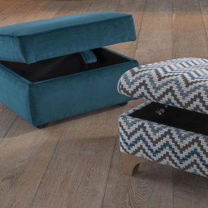 Alstons Gilbert Storage Stool