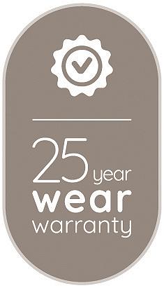 Carpet Warranty Logo at Carpetwise