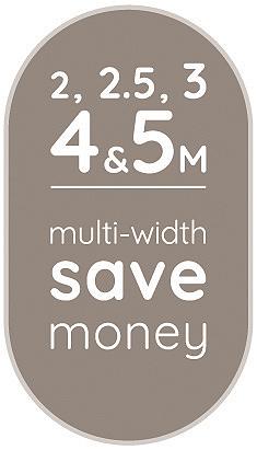 Carpet width logo at Carpetwise