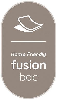 Fusion Bac logo carpets at Carpetwise