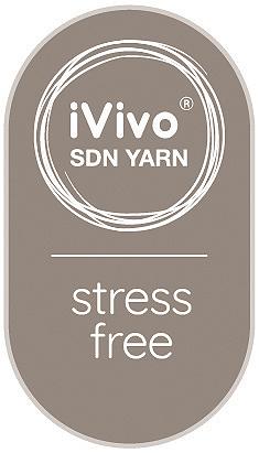 ivio yarn logo carpets at Carpetwise