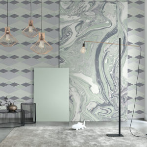 Casadeco Edison Wallpapers