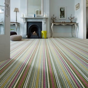 Biscayne Stripe Carpet