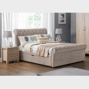 Ravel Bed Frame