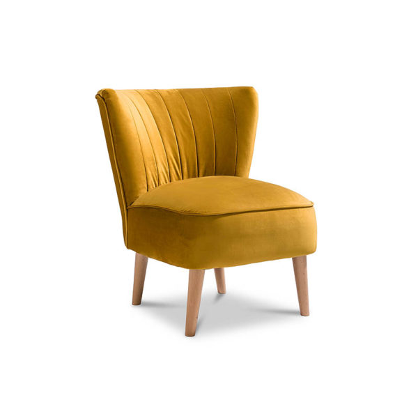 Wiltshire Mustard Chair