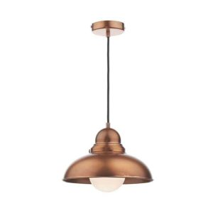 Dynomo Copper Pendant