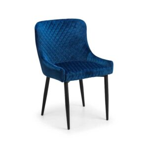 Excel Blue Dining Chair